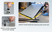 ENERGY GUARD™ Retrofit Kits 3