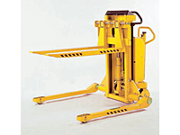 Palletpal Mobile Leveler/Stacker