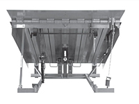 Serco WS Mechanical Dock Leveler